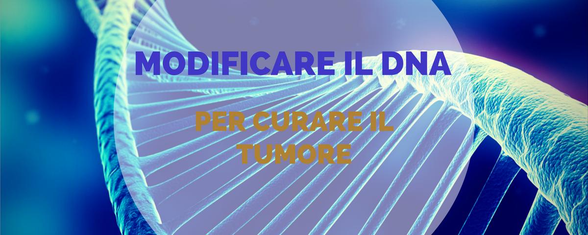 dna modificato contro tumore polmoni