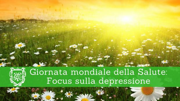 Giornata mondiale della salute, depressione - Villa Mafalda Blog
