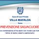 Comunicato Stampa PREVENZIONE SALVACUORE - Casa di Cura Villa Mafalda di Roma