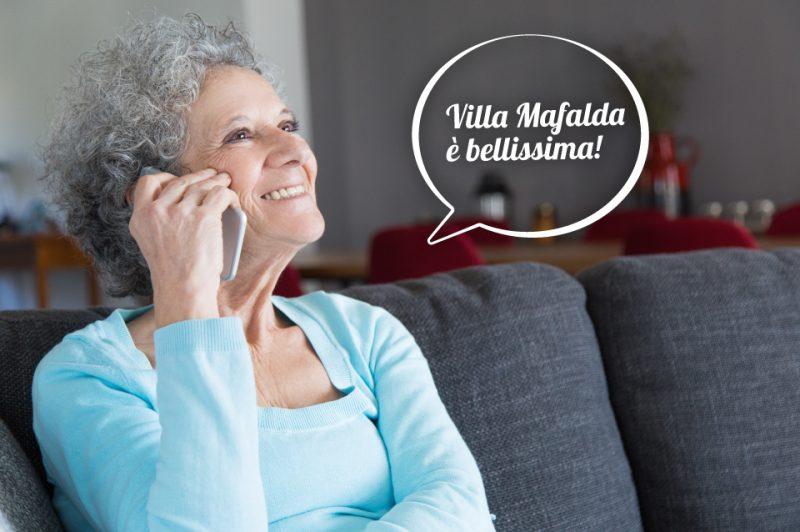 Lungodegenza estiva - Casa di Cura Villa Mafalda Roma